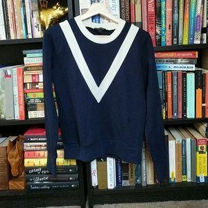 J. Crew Varsity Sweatshirt